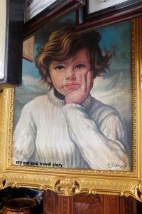 Lukisan anak yang menangis