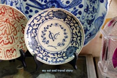 Piring keramik dari jaman VOC? Seriously?