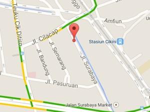 Liat-Liat Barang Antik di Jalan Surabaya (Jakarta)