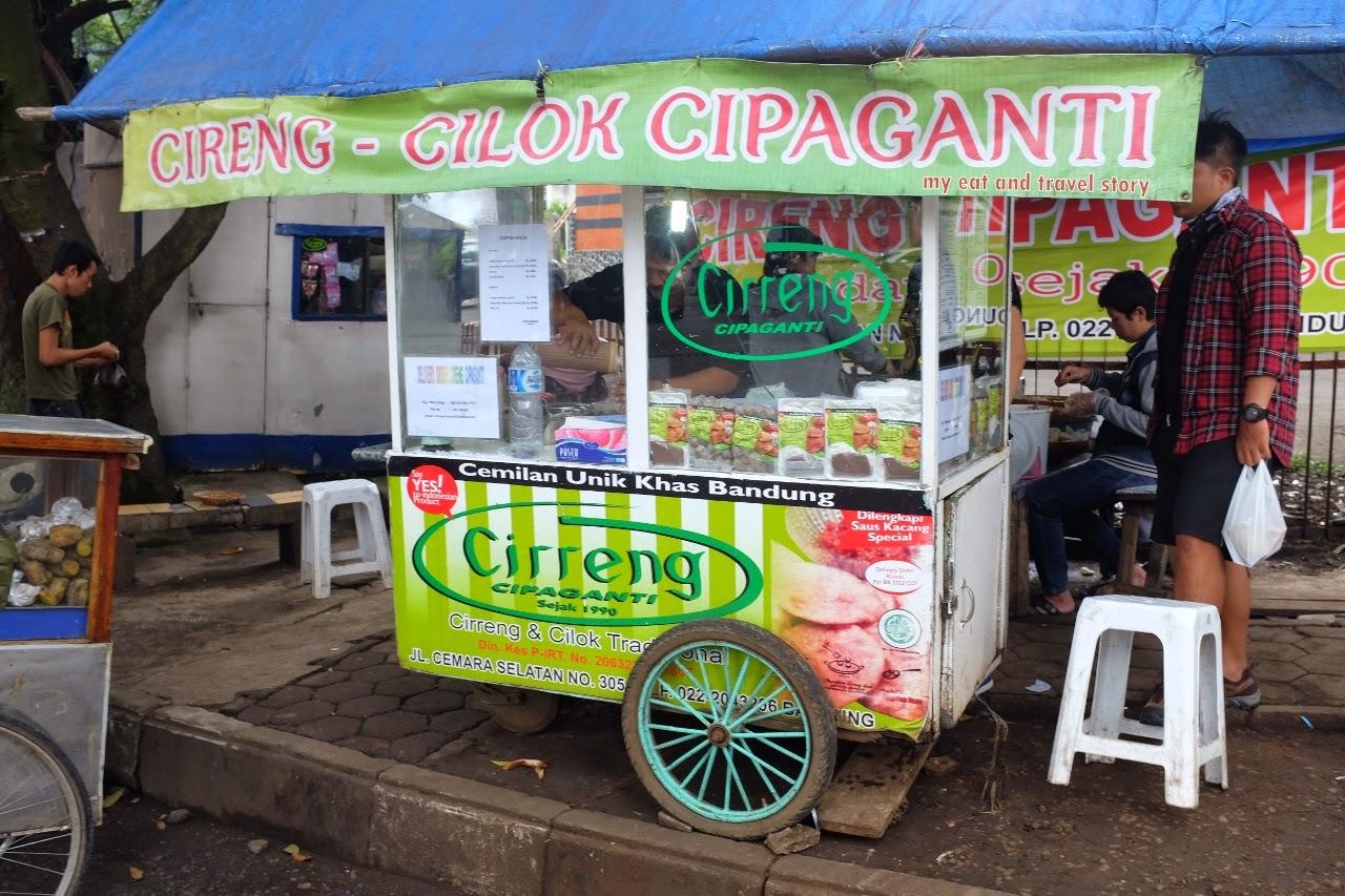 Cirreng Cipaganti, Cireng Terfavorit Sebandung Raya! (Bandung) – my eat and  travel story