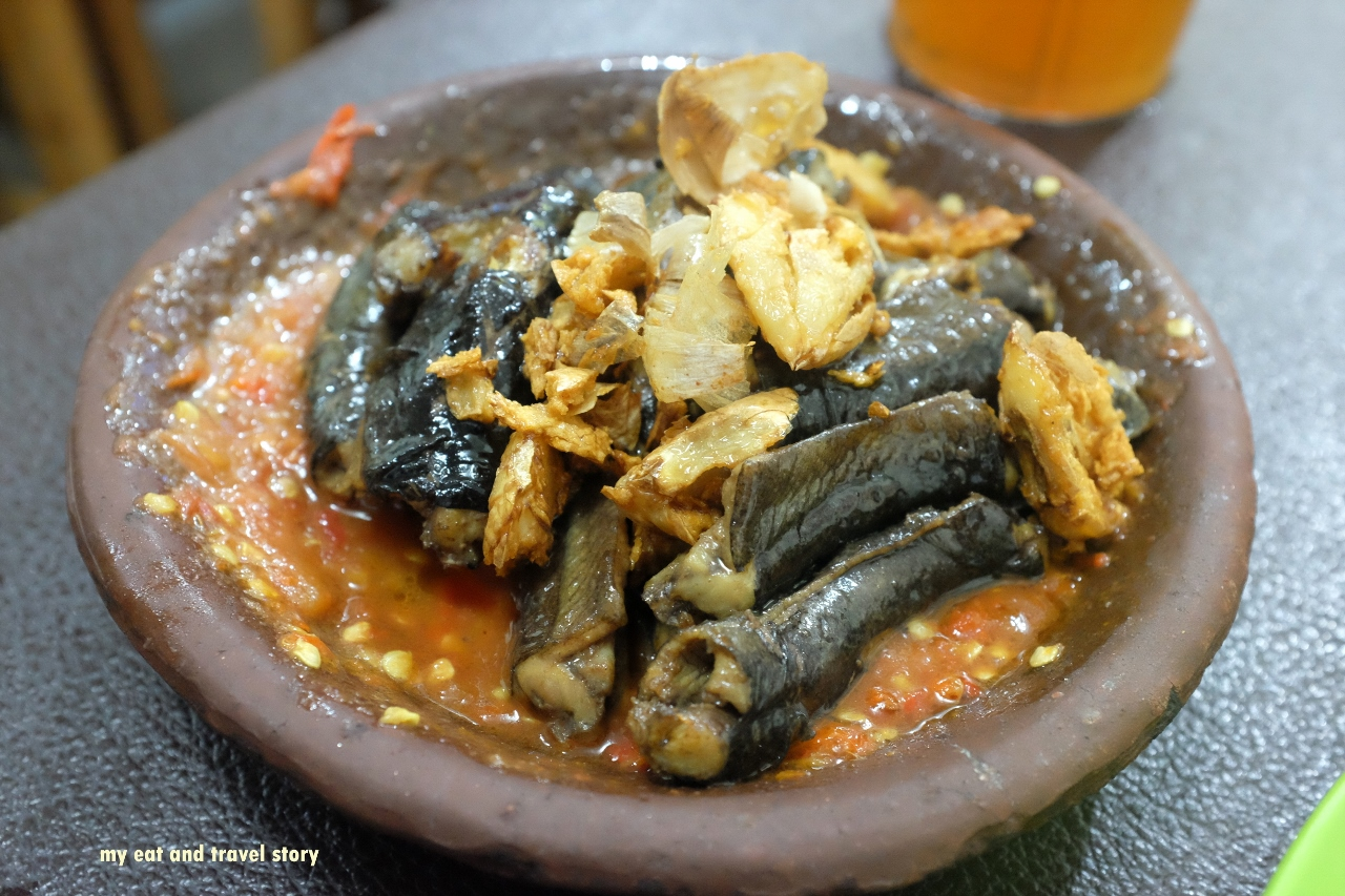 Makan Pecel Belut Khas Surabaya Jakarta My Eat And Travel Story