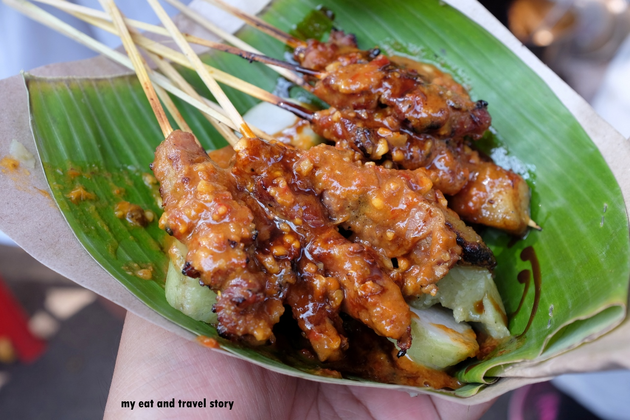 Makan Sate Jando Cimandiri (Bandung) – my eat and travel story