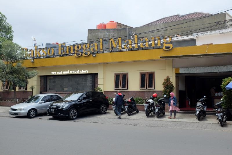 Ngemil Bakso Enggal Malang Bandung My Eat And Travel Story