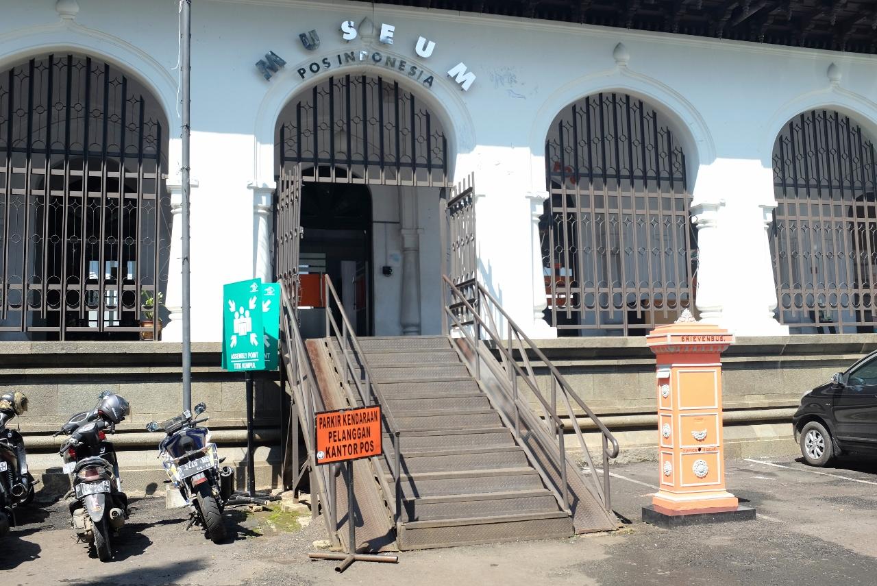 Berkunjung Ke Museum Pos Indonesia Bandung My Eat And Travel Story