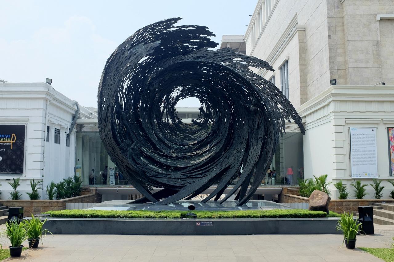 Museum Nasional Museum Terlengkap Se Indonesia Jakarta