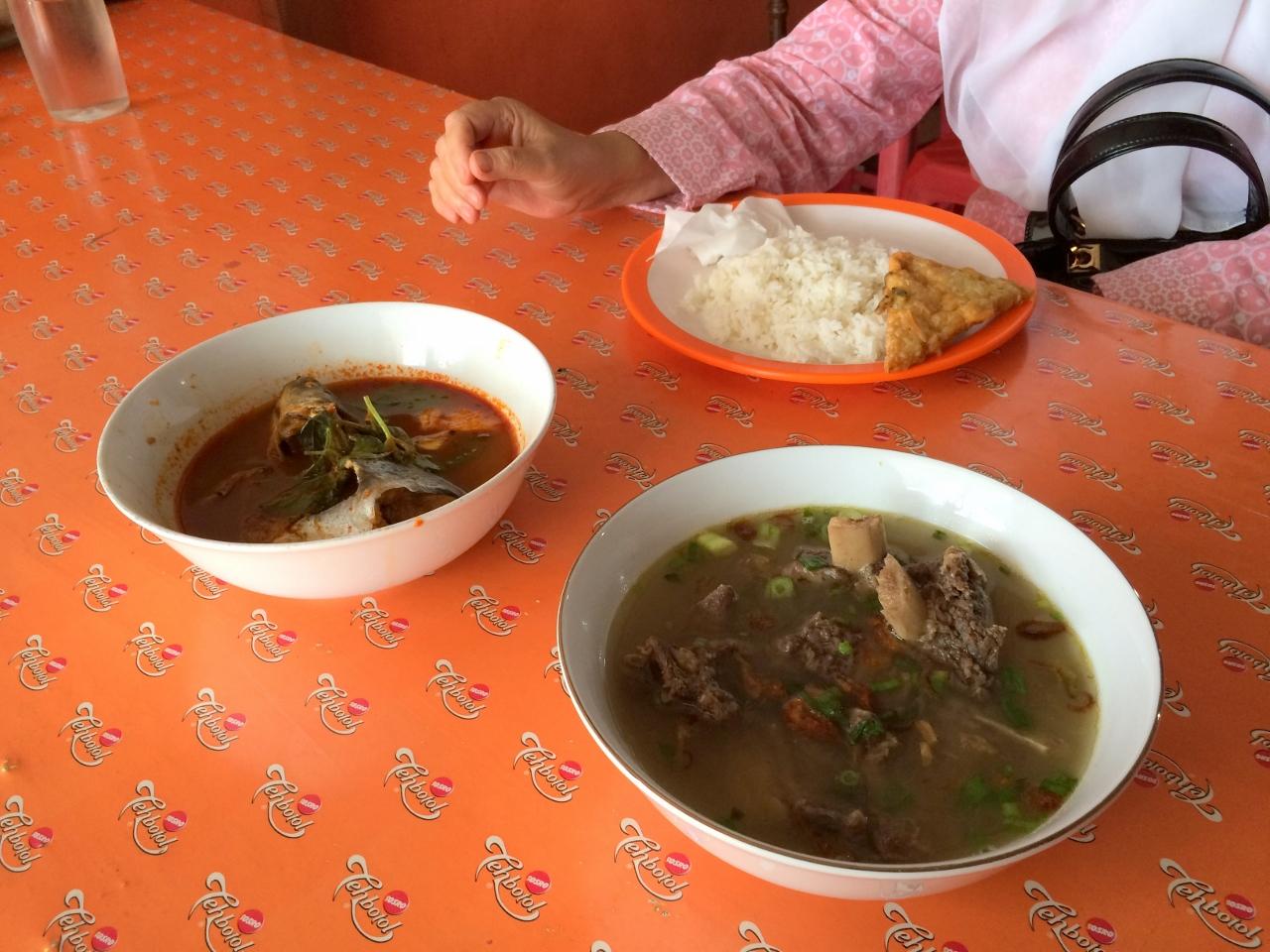 Mencicipi Sop Janda Jawa Sunda Bekasi My Eat And Travel Story
