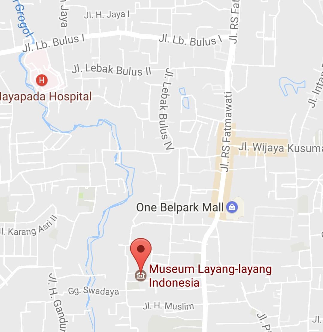 Aneka Rupa Layang Layang Di Museum Layang Layang Indonesia Jakarta My Eat And Travel Story