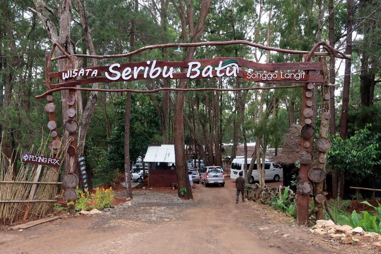 Berwisata Ke Seribu Batu Songgo Langit Bantul My Eat And Travel Story