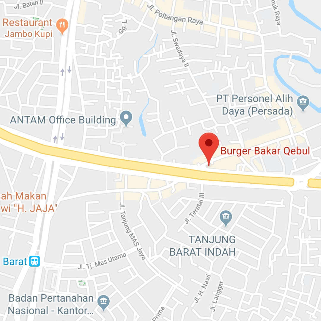 Harumnya Burger Qebul Bikin Penasaran Jakarta My Eat And Travel Story